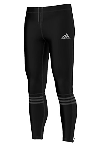 adidas Response Long Tights, schwarz